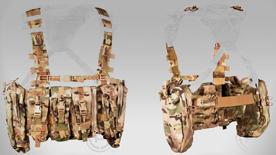 AVS Detachable Chest Rig