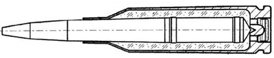 схема подводного патрона 5.45х39 ПСП