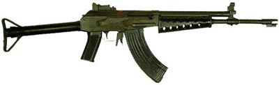 Valmet Rk 62