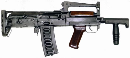 штурмовой автомат ОЦ-14-4А-01 «Гроза-4» без гранатомета