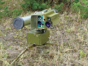 противотанковый комплекс «Скиф»
