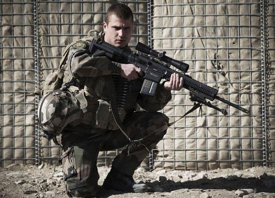 Бундесвер заменит винтовки G36 на HK417