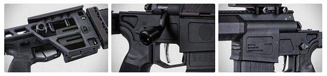 Cross Rifle