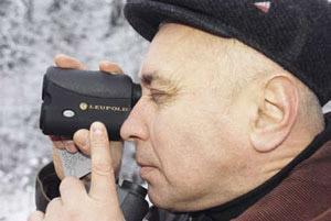 Дальномер - глазомеру пример
