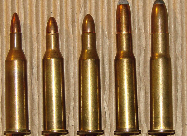 Стрелки экспериментируют со многими боеприпасами. Не обойден вниманием и наш патрон 7,62х54
