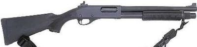 Remington 870 Police Entry Gun