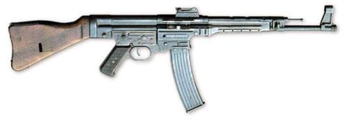 Автомат (штурмовая винтовка) МР-44, успевший повоевать на фронтах второй мировой. Кто знает, какова была бы дальнейшая судьба этого образца, если бы не поражение фашистской Германии в войне