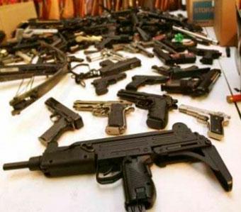 Две трети огнестрельного оружия в мире находится у гражданских лиц