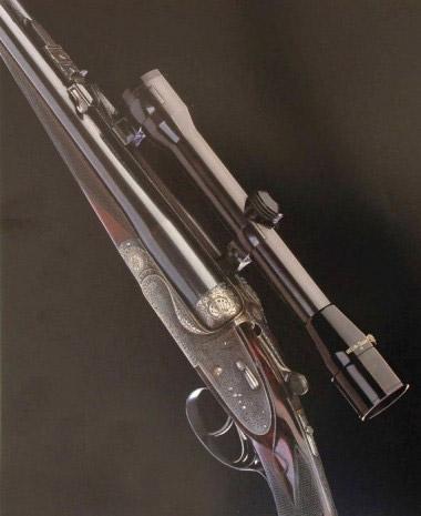Штуцер H&H Royal под патроны калибра .275
