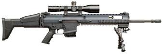 FN Herstal SCAR-H PR