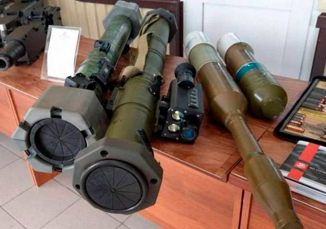 Комплекс 6С20 и его гранаты
