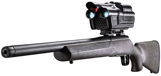 Remington 2020 Rifle & Digital Optic System
