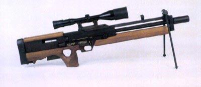Снайперская самозарядная винтовка Walther WA-2000