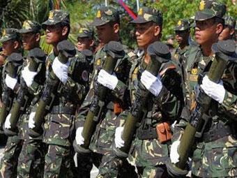 Китайцы отказываются от русского гранатомета и вооружаются своим