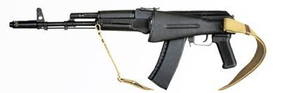5,45-мм российский автомат Калашникова АК-74М