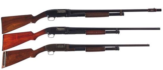Легендарный Winchester M12 — оружейный символ Америки. Выпускался более полувека в различных модификациях. Сегодня это самое востребованное помповое ружье на вторичном рынке в США.