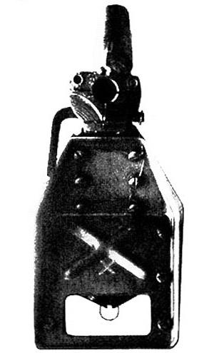 Cтвол-насадка Vorsatz J (вид со стороны стрелка)