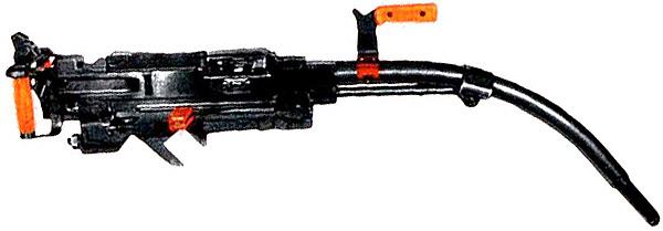 7,62-мм кривоствольный станковый пулемет Горюнова КСГМ