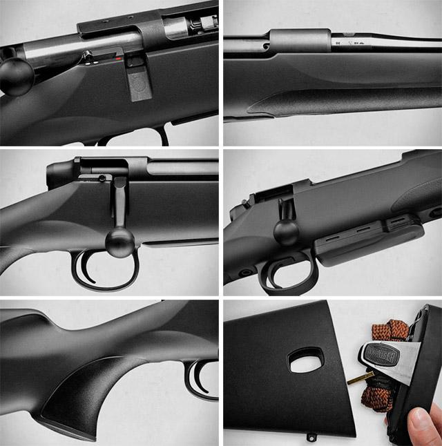 Mauser M18 «Volksrepetierer»