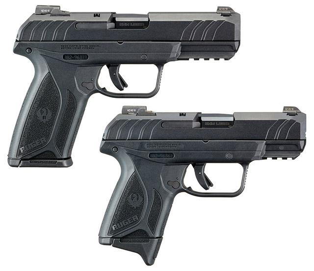 Новые 9-мм пистолеты Ruger Security-9 Pro и Ruger Security-9 Pro Compact