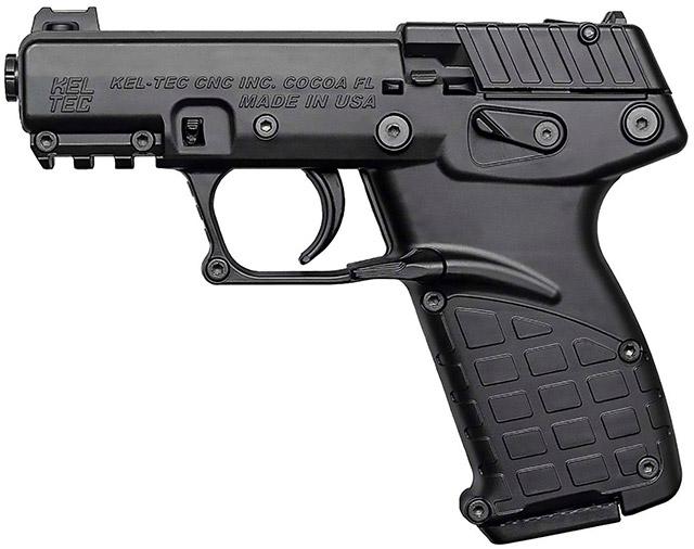 пистолет Kel-Tec P17