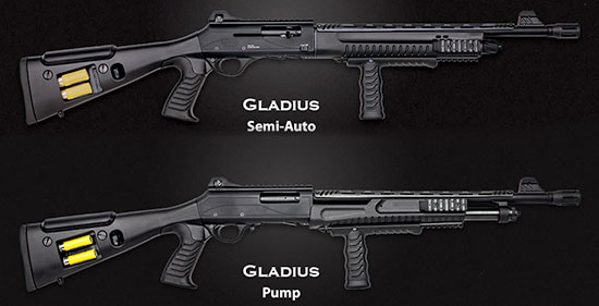 Escort Gladius Tactical Home Defense Shotgun