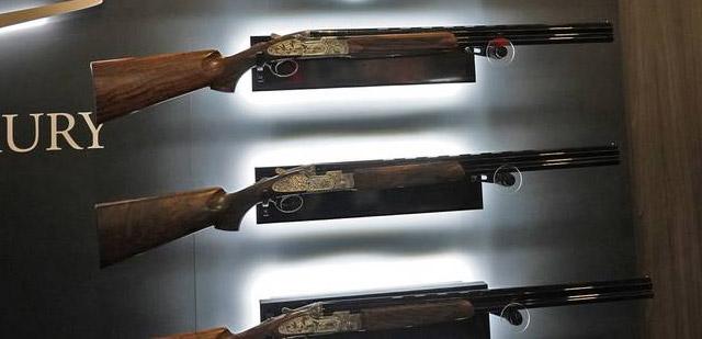 линейка ружей SL3