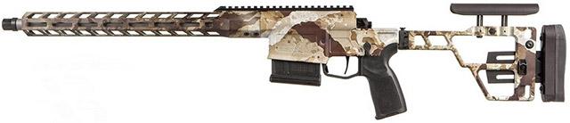 Высокоточная винтовка SIG Sauer CROSS в камуфляже First Lite Cipher ARMAKOTE