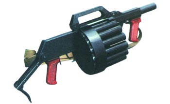 26-мм гладкоствольное ружье револьверного типа RGA-86