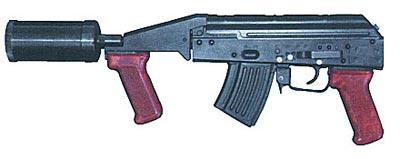 Ружейный полицейский гранатомет RWGL-3