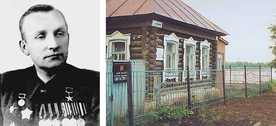 Создатель ППШ Г. С. Шпагин (1897–1952) и дом, в котором жил Г. С. Шпагин (сейчас в нём располагается музей выдающегося конструктора)