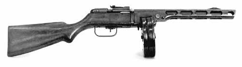 7,62-мм пистолет пулемёт обр. 1941 г. ППШ-41