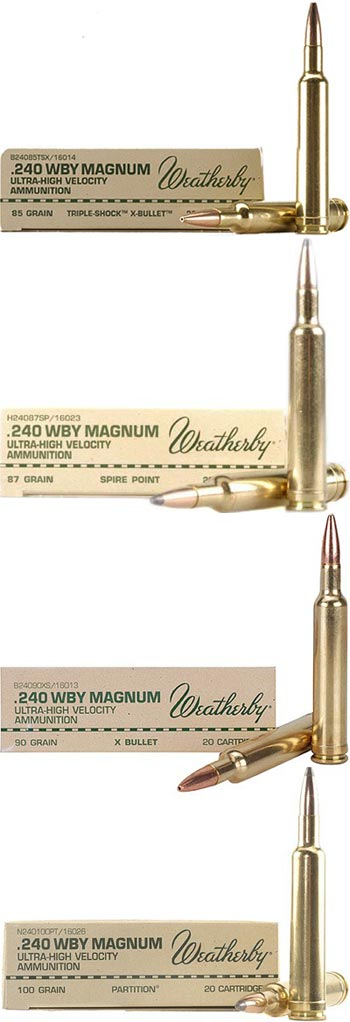 .240 Weatherby Magnum