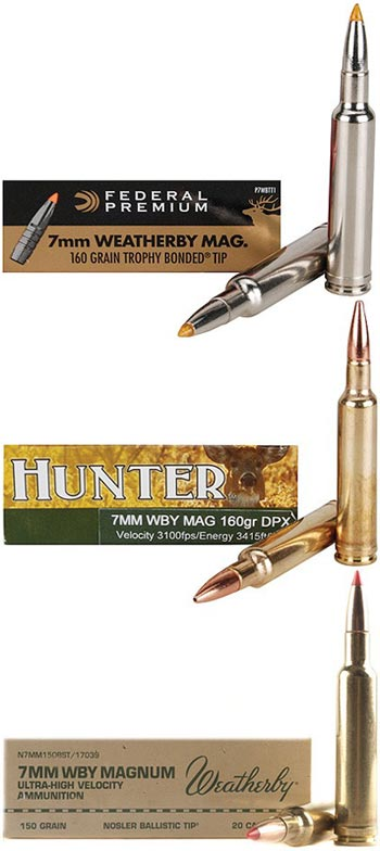 7 mm Weatherby Magnum