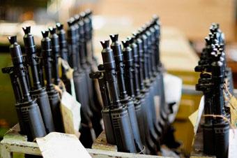 Перспективы оружейного производства