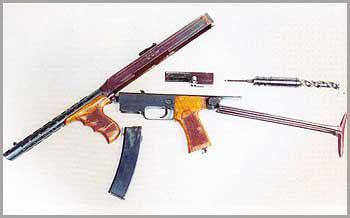 Пистолет-пулемет Калашникова