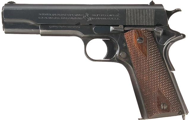 Оригинальный пистолет 1911 Black Army