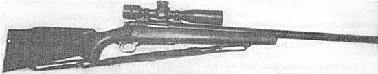 Рис. 4. Снайперская винтовка М40А1