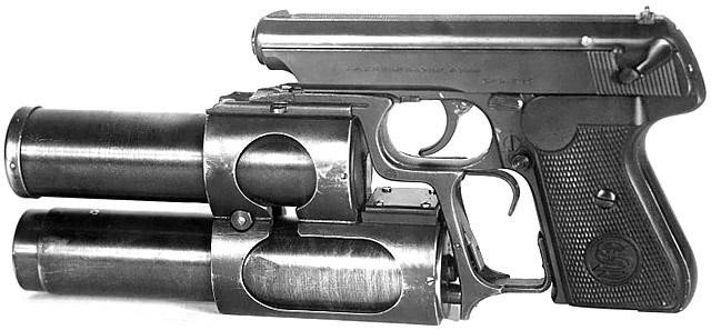Фото с испытаний 1948 года
