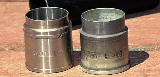 Газоотводный механизм оснащен двумя сменными клапанами для патронов разной мощности