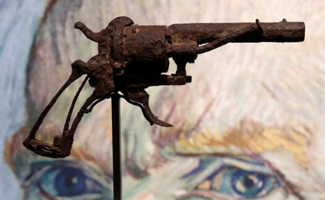 револьвер Ван Гога