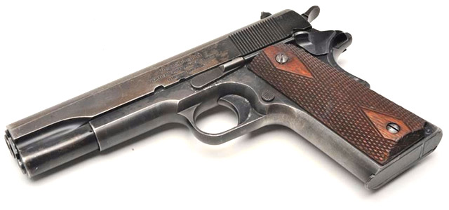 M1911 от North American Arms Company