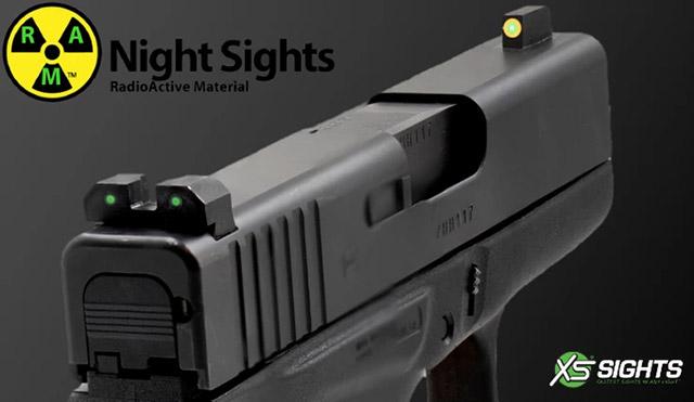 XS Sights RAM