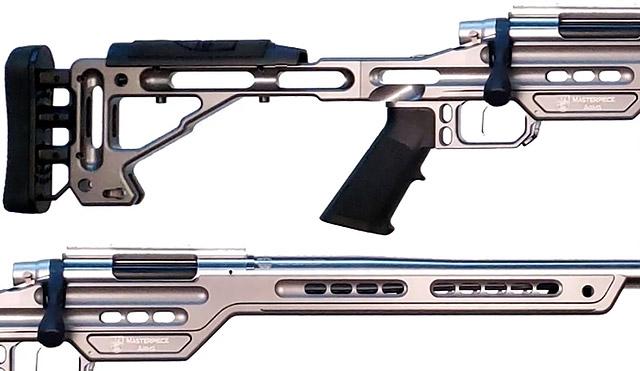 MPA BA PMR Competition Rifle