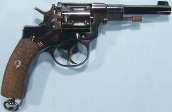 Nagant M 1887