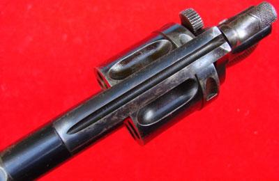 Nagant M 1887 вид сверху