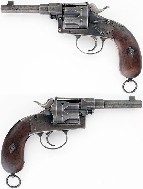 Reichsrevolver M 1883