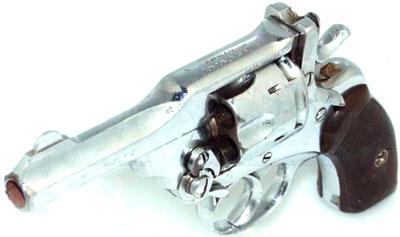 Webley Mk III caliber .38 образца 1897 года (Webley Mk III Pocket Revolver)