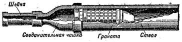 граната в мортирке Дьяконова