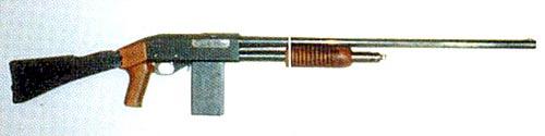 ИЖ-81Л «Фокстерьер» со складывающимся прикладом